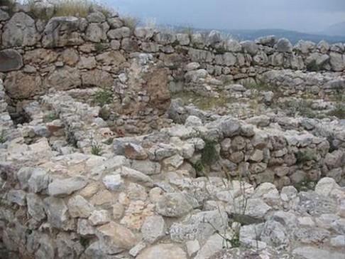 Mykénská pevnost odkrývá své tajemství