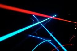Data uložíme pomocí světla