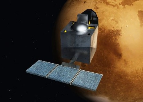 Na Marsu je další sonda