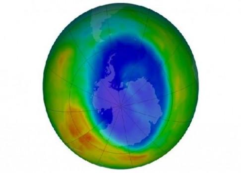 Ozonová vrstva zesílila