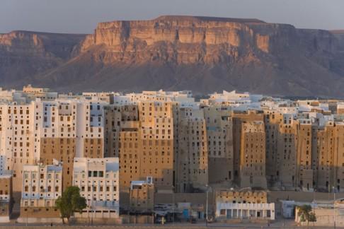 Jemenský New York z hlíny
