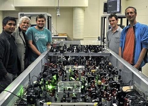Postaven první kvantový mikroskop