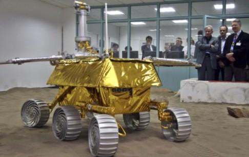Čína představuje své plány s Měsícem