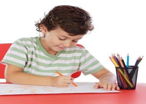 Dětská kresba a inteligence spolu souvisejí