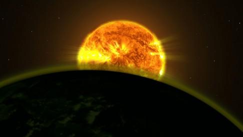 Hubble objevil vodu na pěti planetách