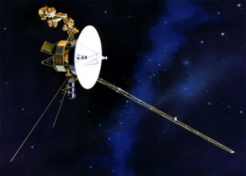 Voyager 1 stále nic