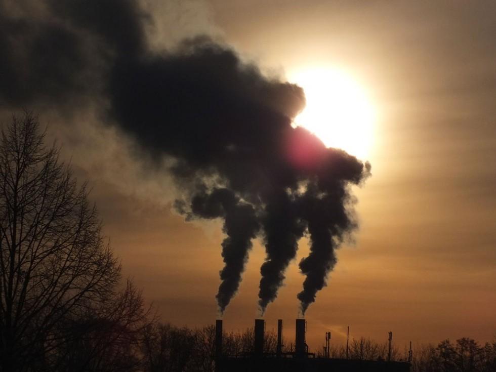 znečištění vzduchu