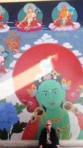 Peter Isely 21 Taras Thangka