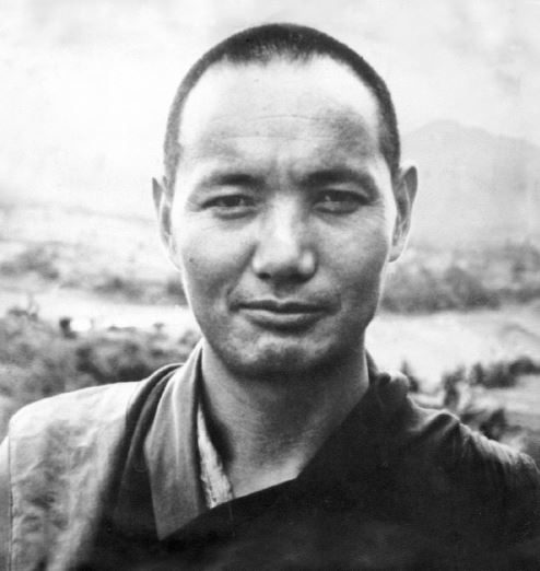 Lama Yeshe young serious.JPG