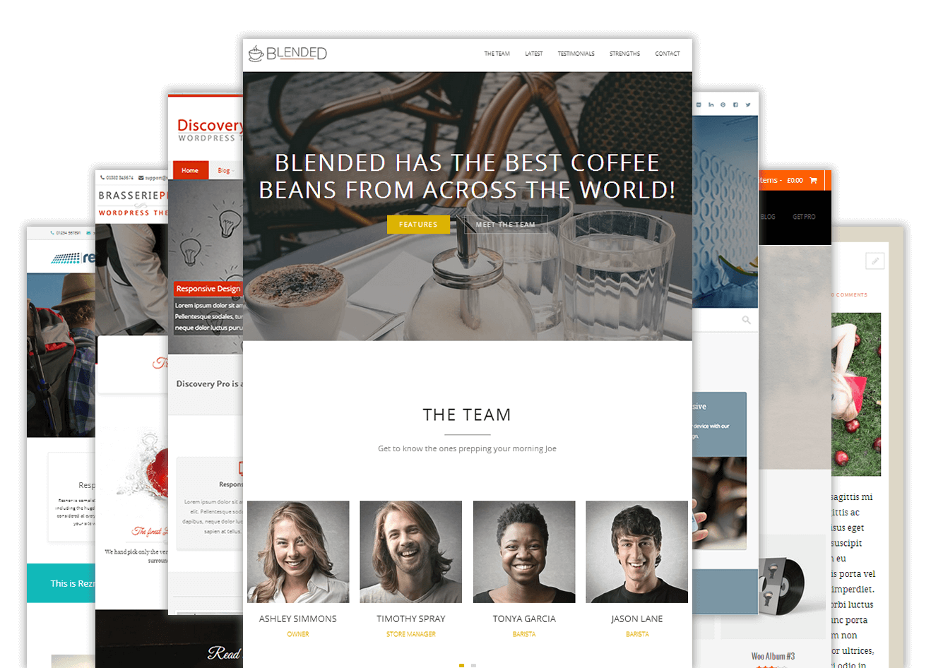 7 Best WordPress Themes For Your Website In 2020