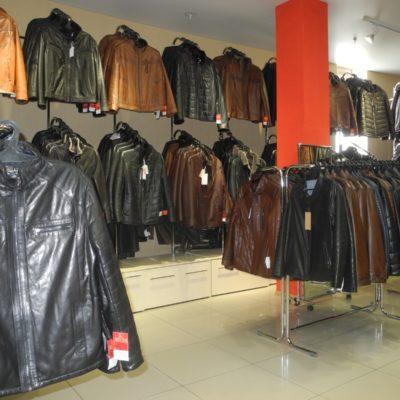 Отдел верхней одежды и меха Ленара