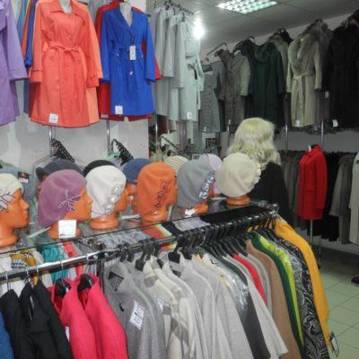 Шарм - салон женской одежды: пальто, куртки, плащи, ветровки