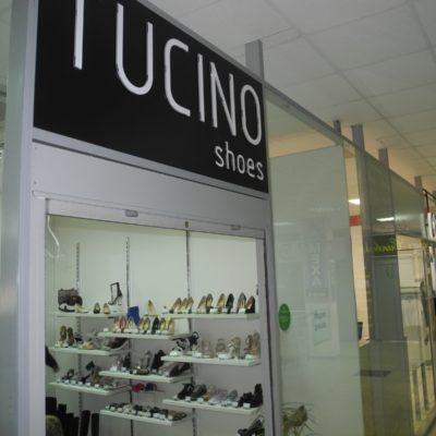 Отдел обуви TUCINO