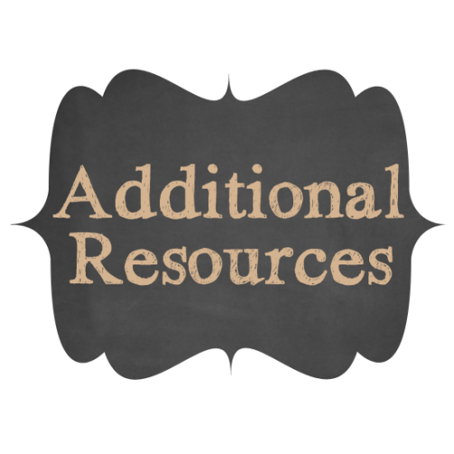 Image result for additional resources