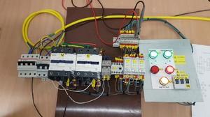 Produktion av ABR-blocket för generatorn