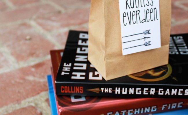 Hunger Games Gift Bags The Chic Site