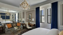 St. Regis New York Hotel Room