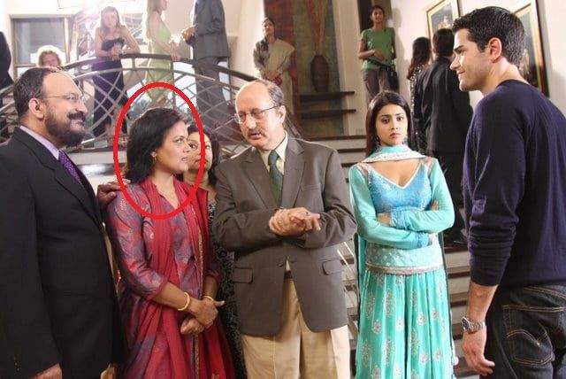 Sushmita Mukherjee in The Other End of the Line