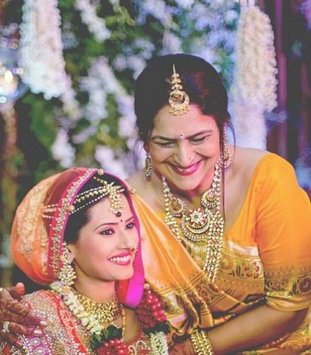 Anita Dheer With Her Daughter-in-Law