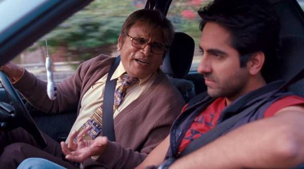 Annu Kapoor in Vicky Donor