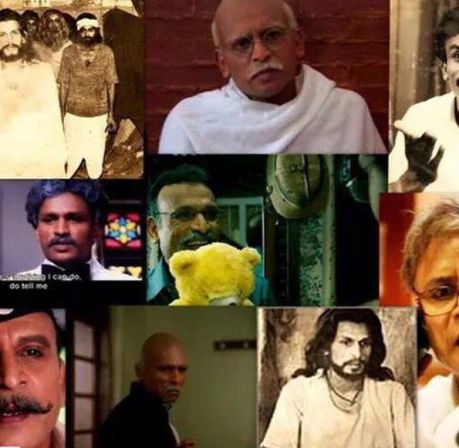 Annu Kapoor in different roles from his career