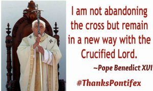 thankspontifex late