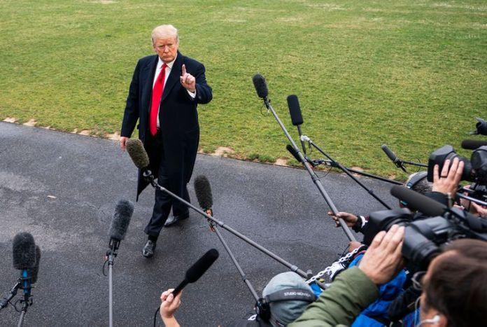 Дональду Трампу