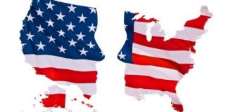 Америка раскололась