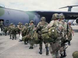 выход США из Афганистана