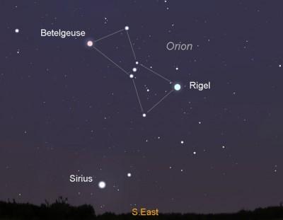 Orion peta