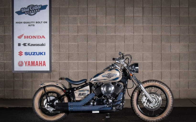 2007 Yamaha V Star 1300 Bobber Kit | Amatmotor co