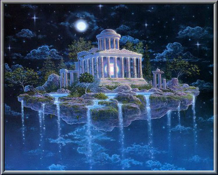 "June 27th Full Moon Magical Pathworking on the Tree of Life ""Temple of Yesod"""
