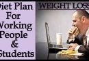 How to Lose Weight Fast 10Kg in 15 Days | Weight Loss Diet Plan For Working People & Students