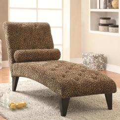 Leopard Print Living Room Small Side Tables For Uk Coaster Accent Seating Chaise