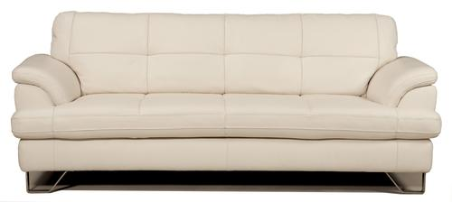 ashley furniture modern sofa line sleepers signature design by gunter brilliant white with