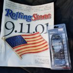 Vintage Rolling Stone and Nokia