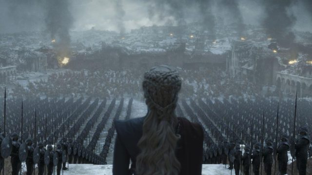 Game of Thrones, Emilia Clarke, Peter Dinklage, Finale