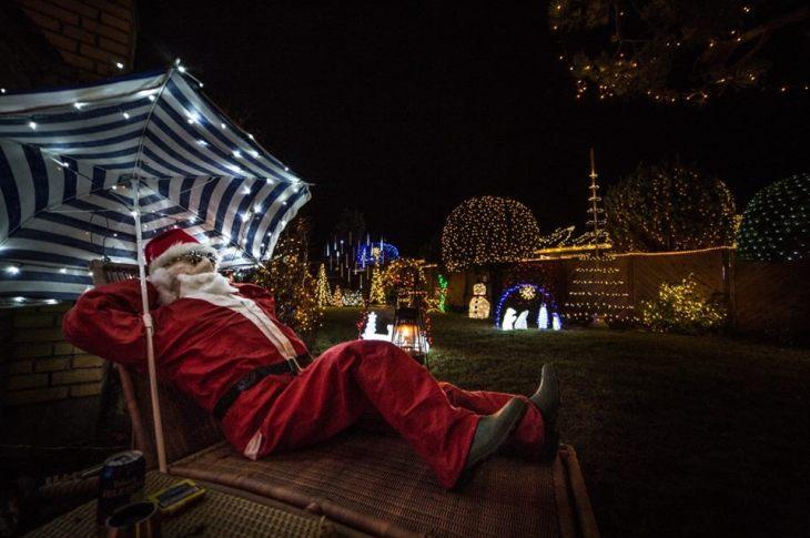 julelys på angolavej