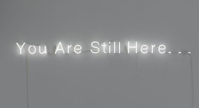 copenhagen light festival - værket you are still here