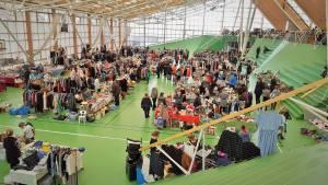 Datoer for vinterens loppemarked i Prismen