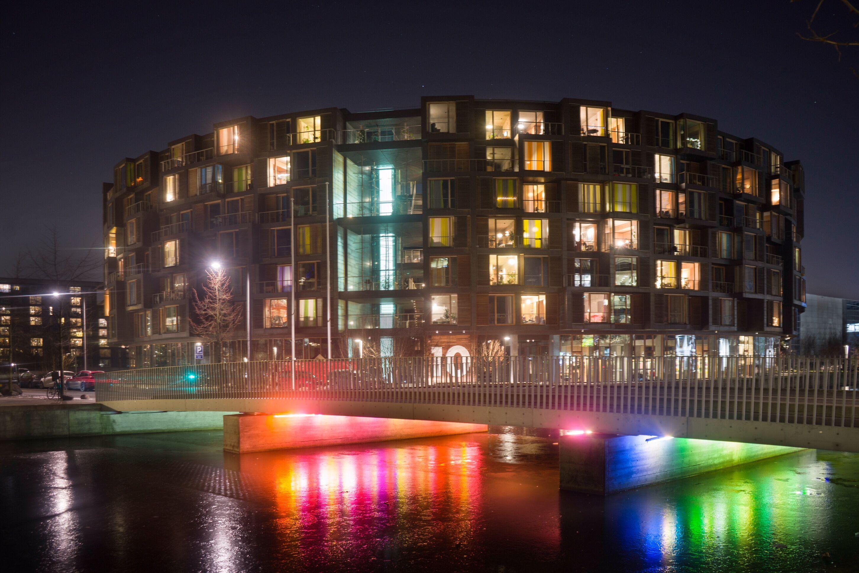 Copenhagen Light festival på Amager
