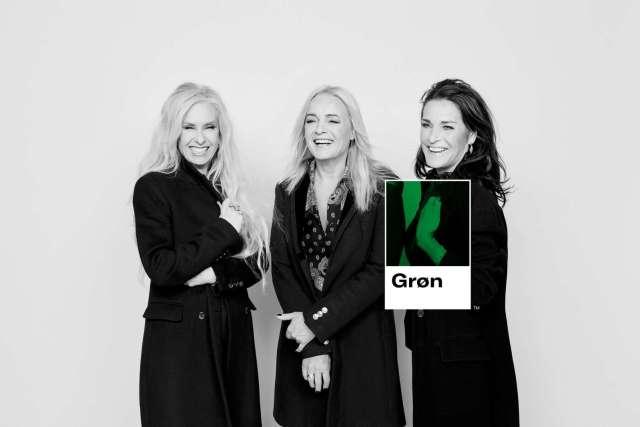 Anne Sanne Lis på Grøn Amager