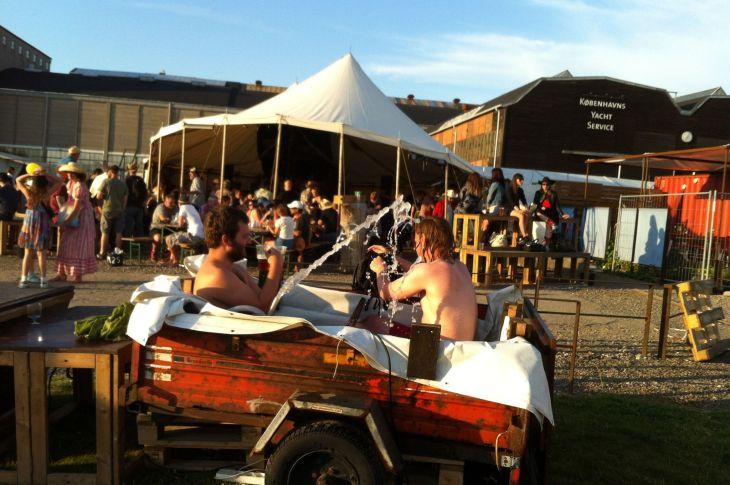 Foxtail Festival på Refshaleøen
