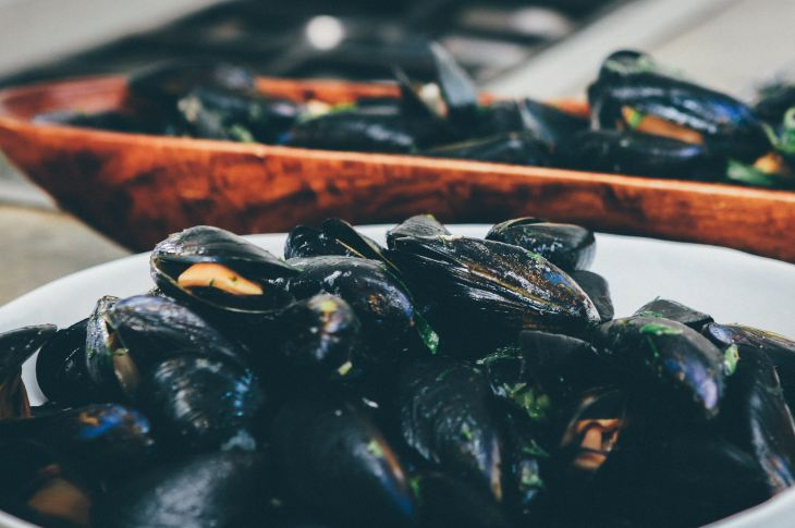 The Fat mussel monday på the fat pike