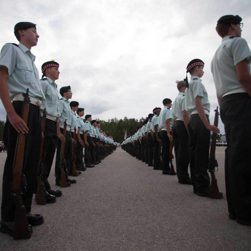 Specialty Teams – Medicine Hat Army Cadets