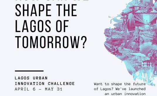 Call For Application: Lagos Urban Innovation Challenge for Innovators and Entrepreneur