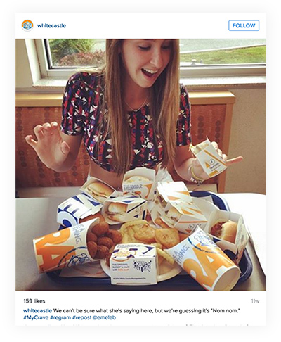 Instagram Marketing Using Unique Hashtag And Customers Photo