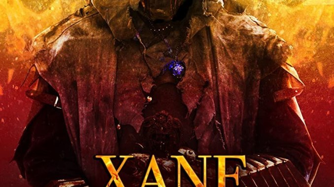 MOVIE : Xane - The Vampire God (2020)
