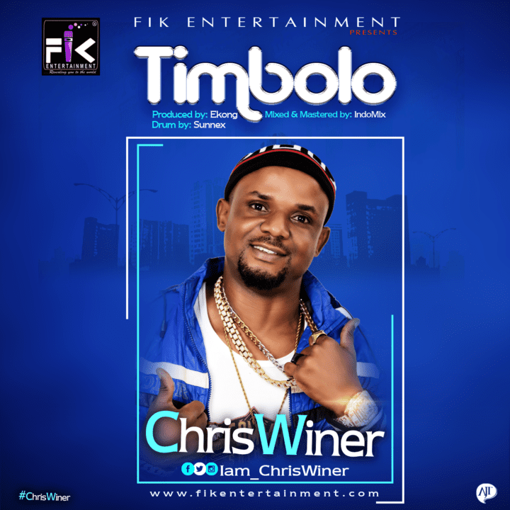 """chriswiner-has-unleashed-his-seventh-studio-single-titled-""""timbolo"""""""