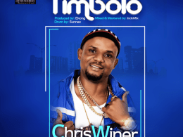 "chriswiner-has-unleashed-his-seventh-studio-single-titled-""timbolo"""